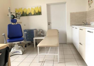 gabinet laryngologiczny i neurologiczny