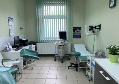 gabinet ginekologiczno-położniczy