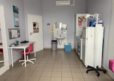 gabinet szczepień